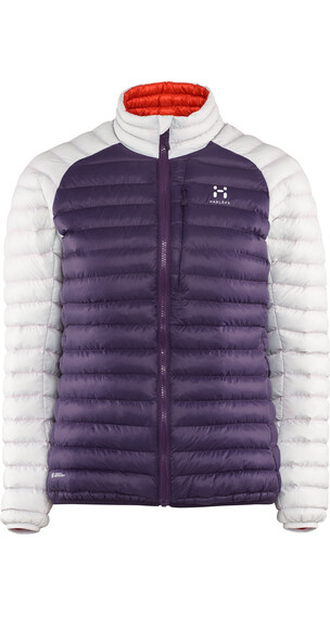 Haglöfs W's Essens Mimic Jacket ACAI BERRY/HAZE